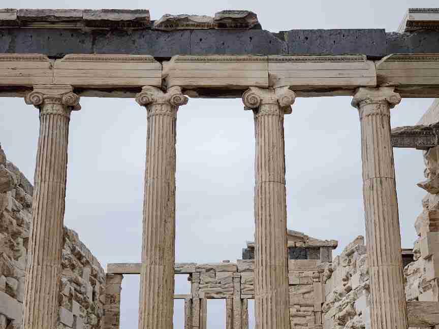 חופשה אורבנית - ביקור באקרופוליס, אתונה