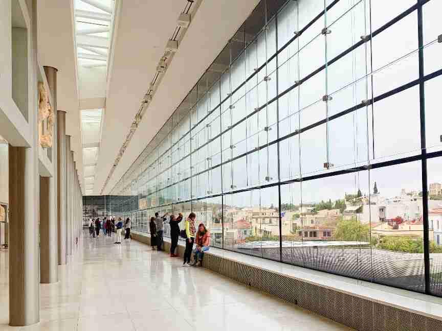 מוזיאון האקרופוליס באתונה - חופשה אורבנית