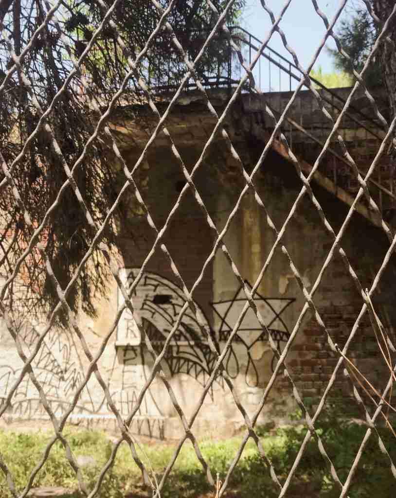 שרידי. הגטו היהודי, סלוניקי