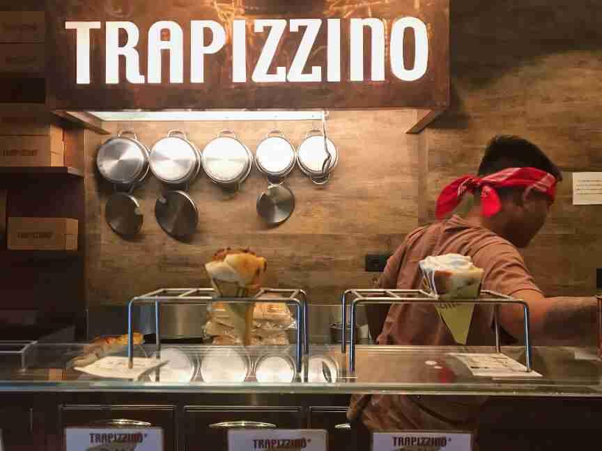 Trapizzino - חופשה ברומא