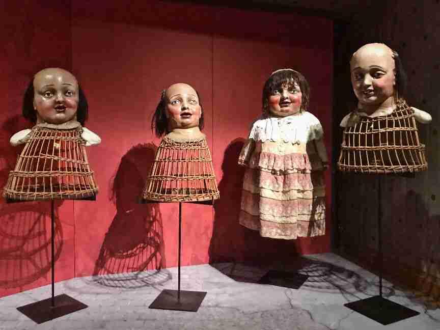 תערוכה במוזיאון מאס אנטוורפן