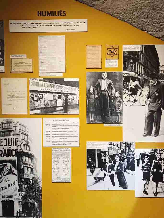 חופשה בצרפת - מוזיאון ההתנגדטת והגירוש במצודת בזאנסון
