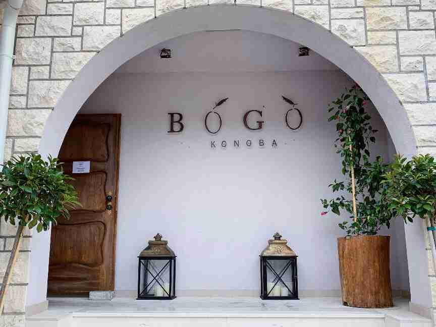 מסעדת Konoba BoGo ליד דוברובניק