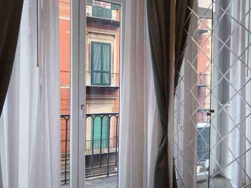 מלון בוטיק נאפולי - Relais Piazza Vittoria