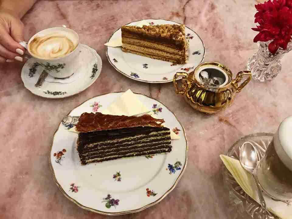 בית הקפה של הנסיכה מריה תרזה - ברטיסלבה