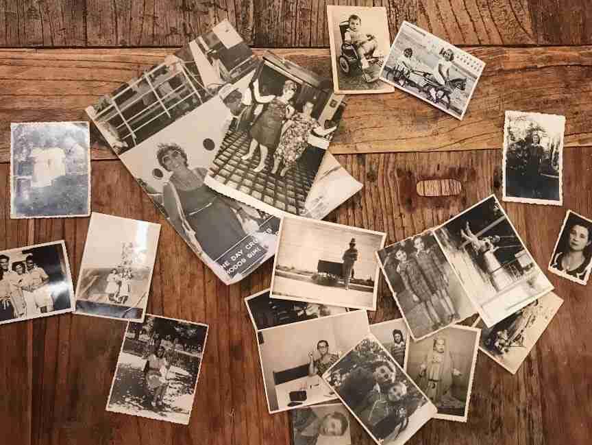 תמונות משפחתיות ישנות