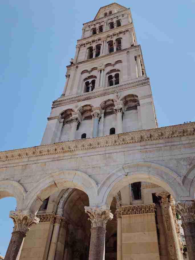 מגדל הפעמונים של קתדרלת דומינוס הקדוש, ספליט