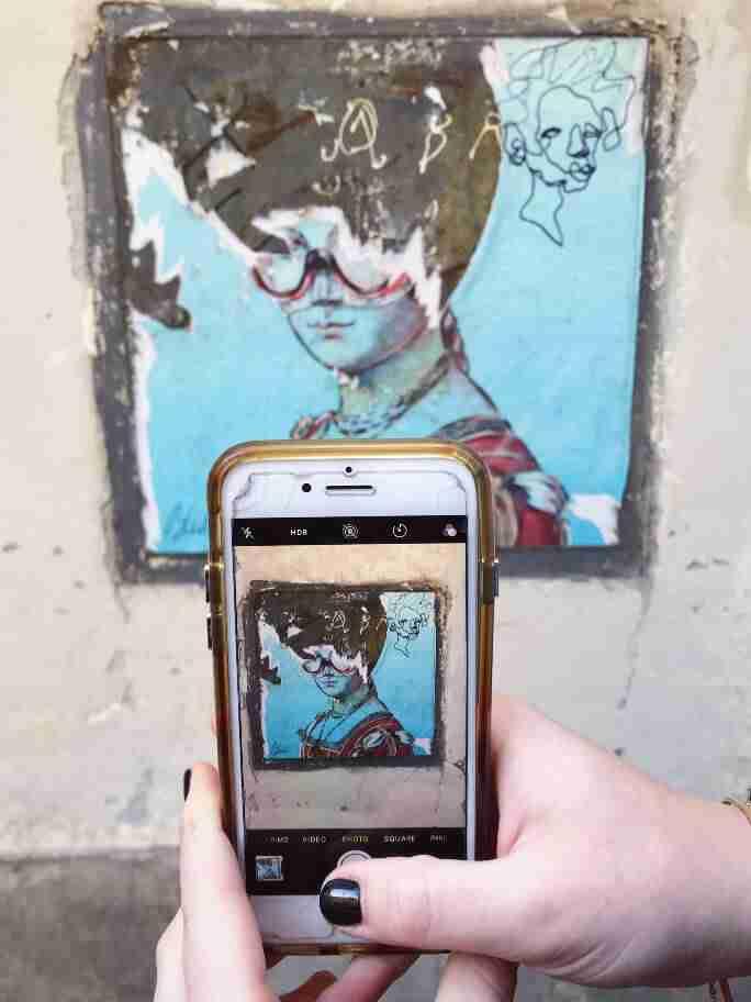 פירנצה - אמנות רחוב