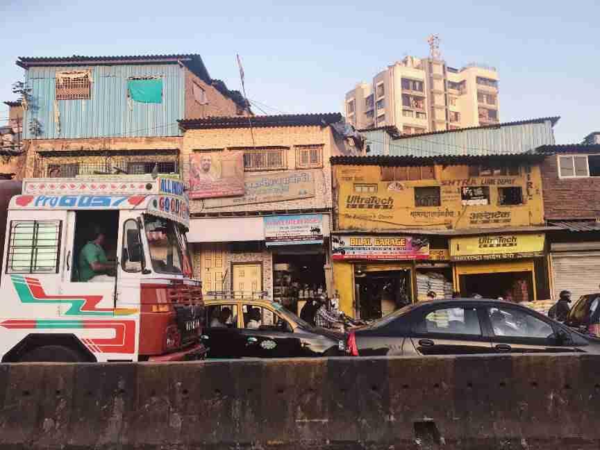 סלאם דהראווי, מומבאי