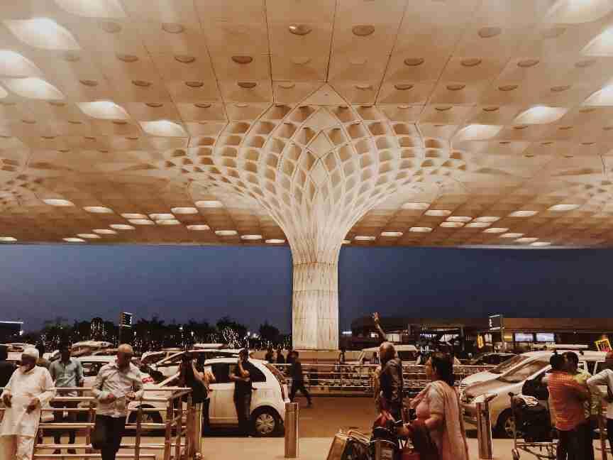 שדה התעופה לטיסות בינלאומיות, מומבאי