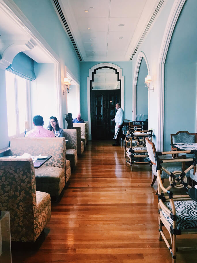 מסעדת מלון הטאג' מאהל, מומבאי