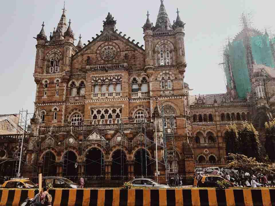 תחנת הרכבת ויקטוריה, מומבאי