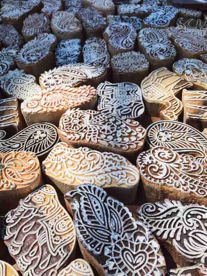 חותמות עץ להדפסה