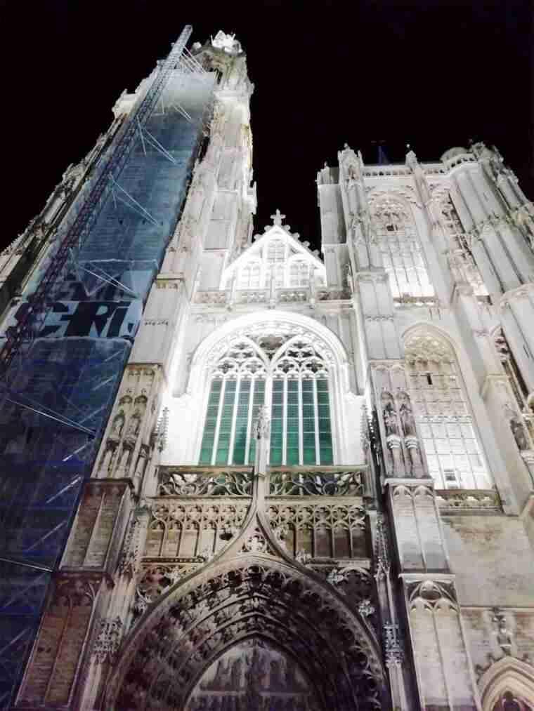 הקתדרלה של גבירתנו - אנטוורפן