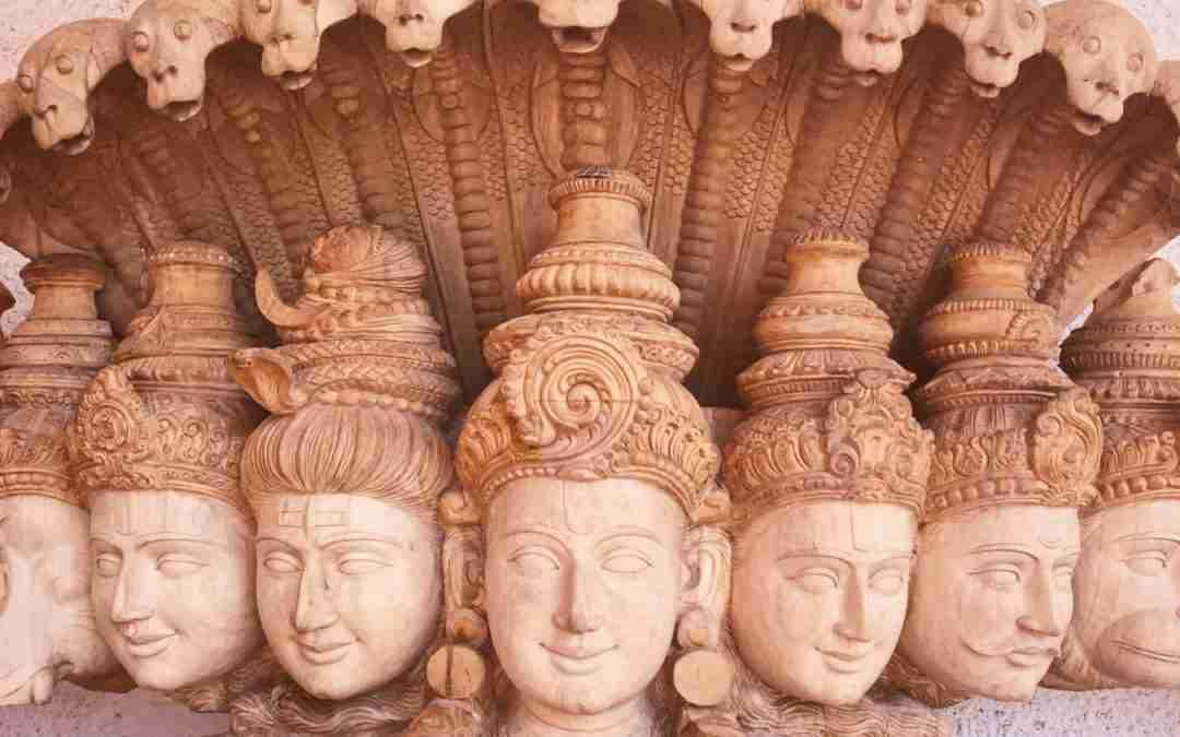 על אומנות ואמונות – אומנויות מסורתיות בדרום הודו