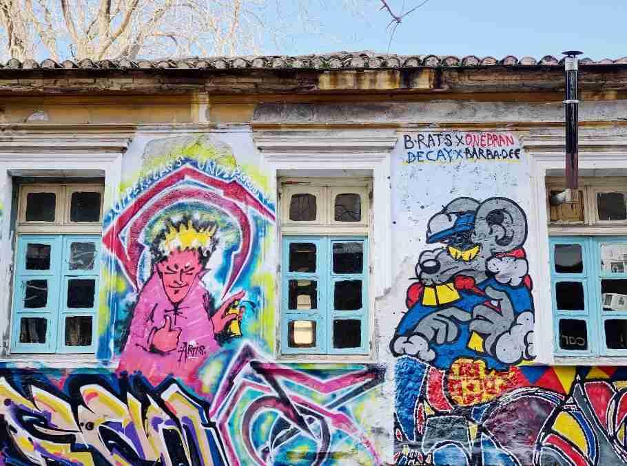 סיור בלוגריות באתונה - יוניק בוטיק