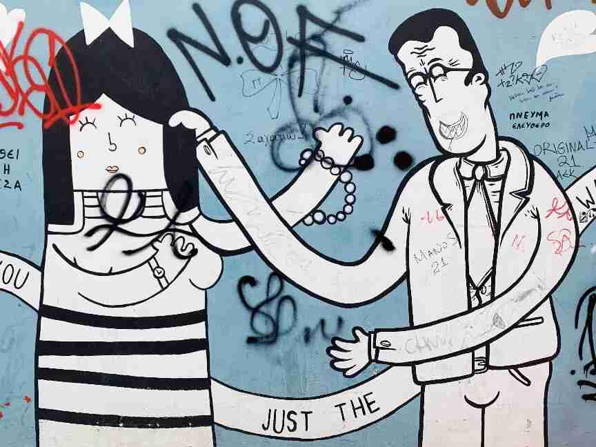 סיור גרפיטי באתונה - Alternative Athens