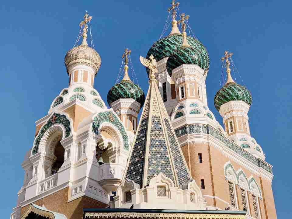 הקתדרלה הרוסית בניס