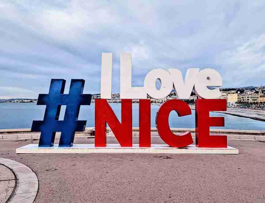 הריביירה הצרפתית - I LOVE NICE