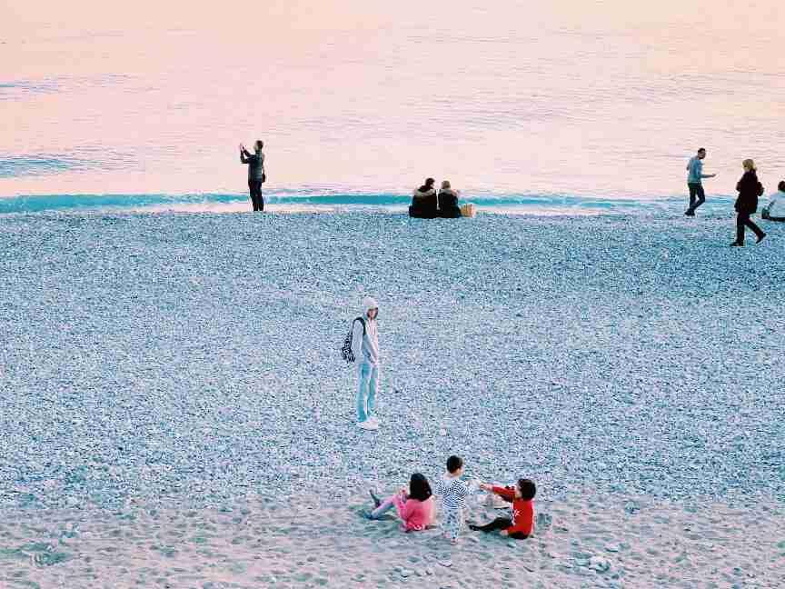 חוף הים בניס