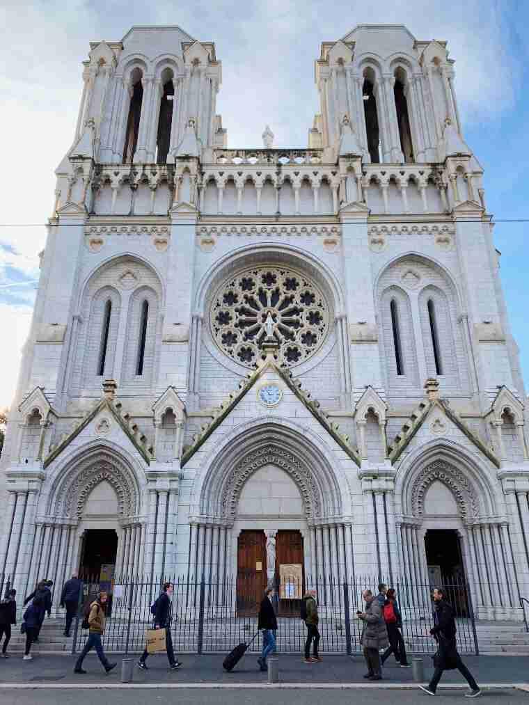 קתדרלת נוטרדאם דה ניס