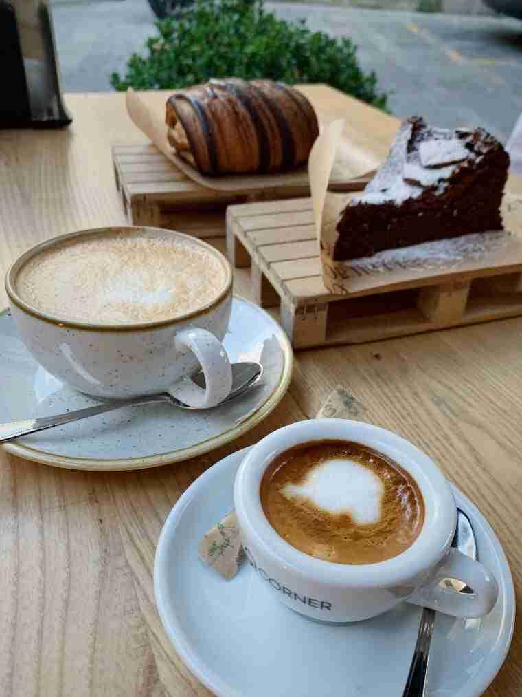 בית קפה Qcorner פאנזה