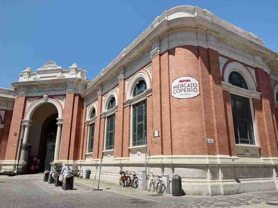 שוק האוכל, רוונה, איטליה