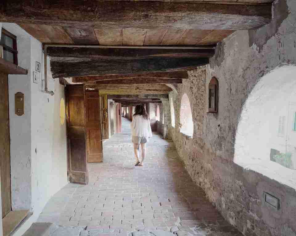 Via del Borgo, בריזיגלה