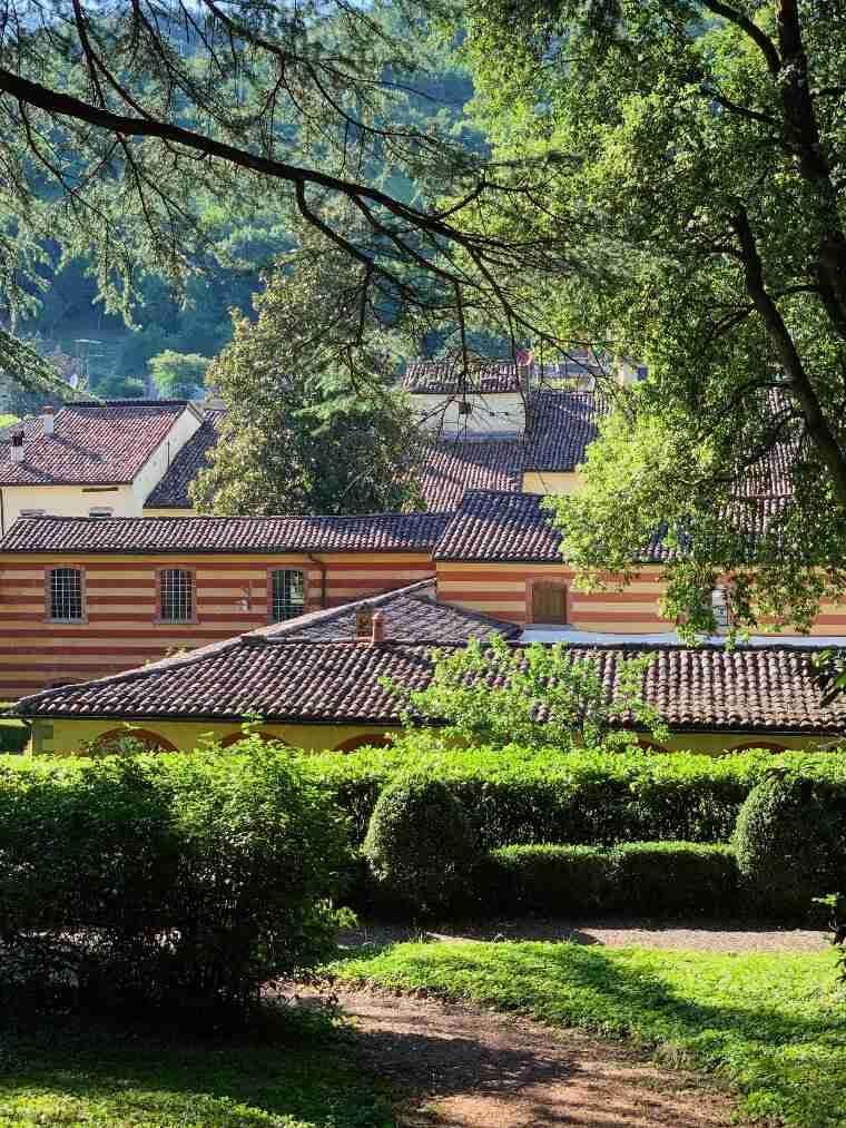 פלאצו פנטיני ארמון פנטיני, טרדוציו