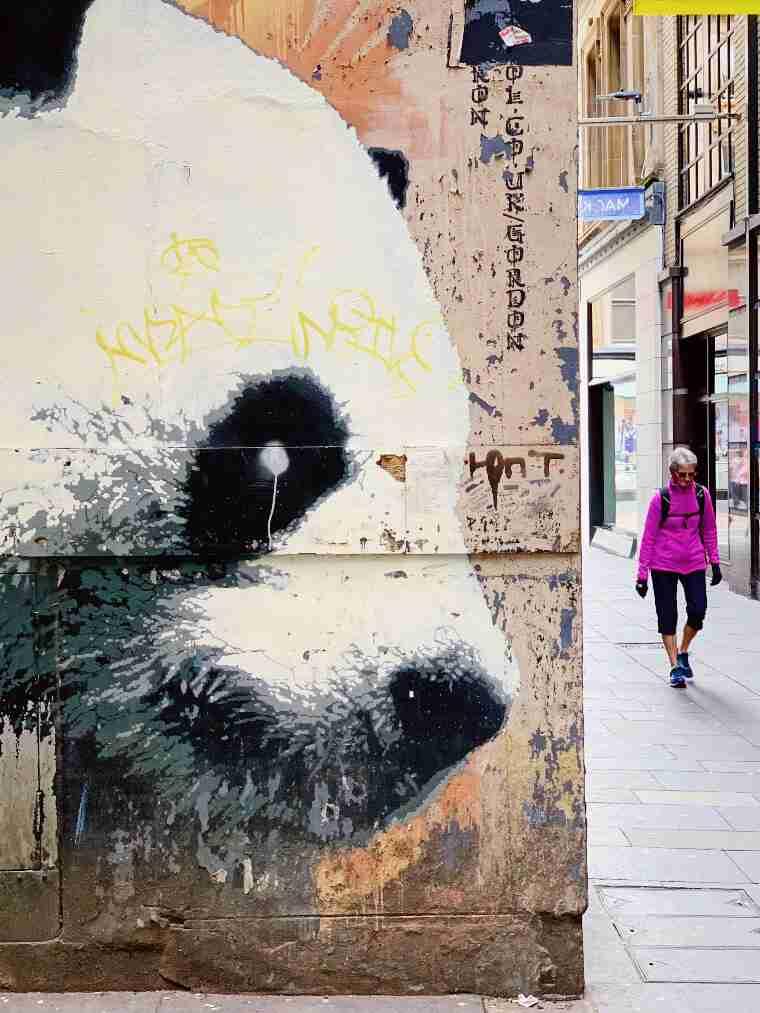 אמנות רחוב, גלאזגו