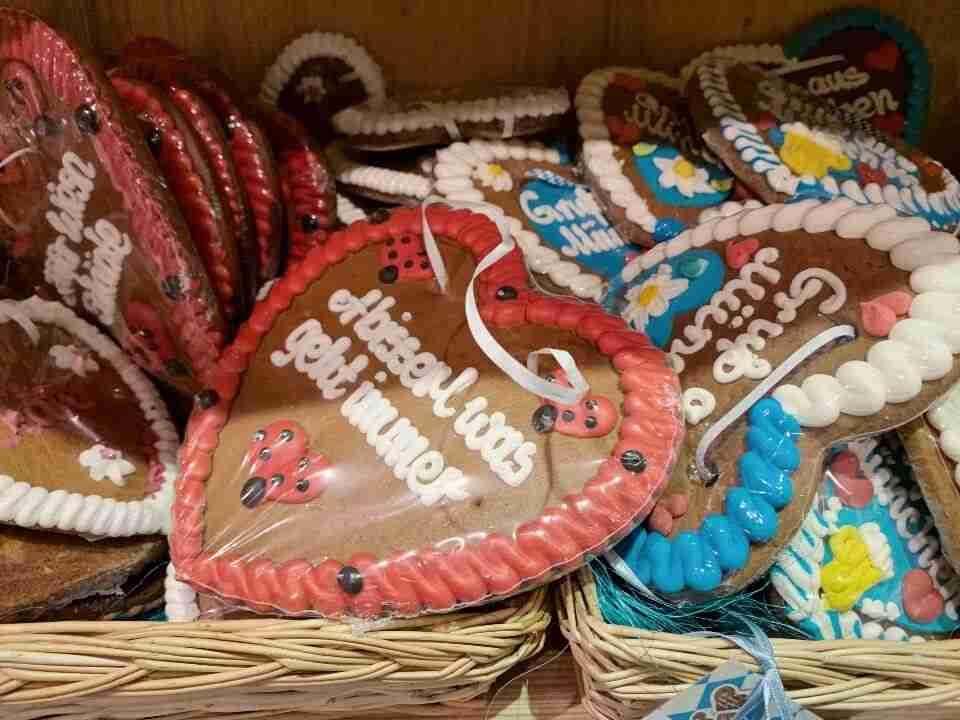 עוגיות ג'ינג'ר לבקוכן כריסמס