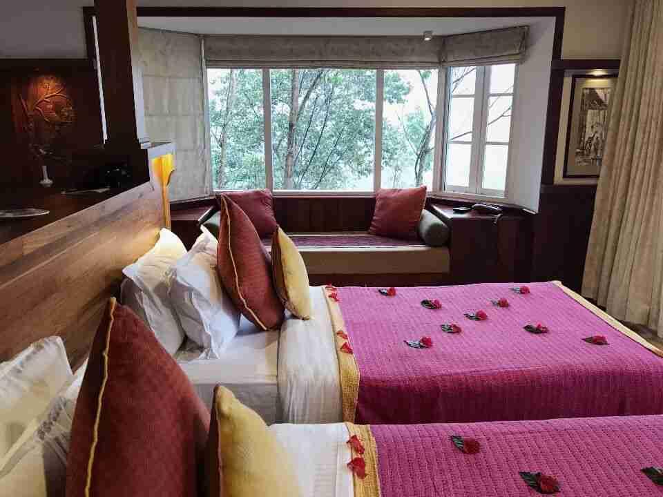 מלון SpiceTree במונאר הודו