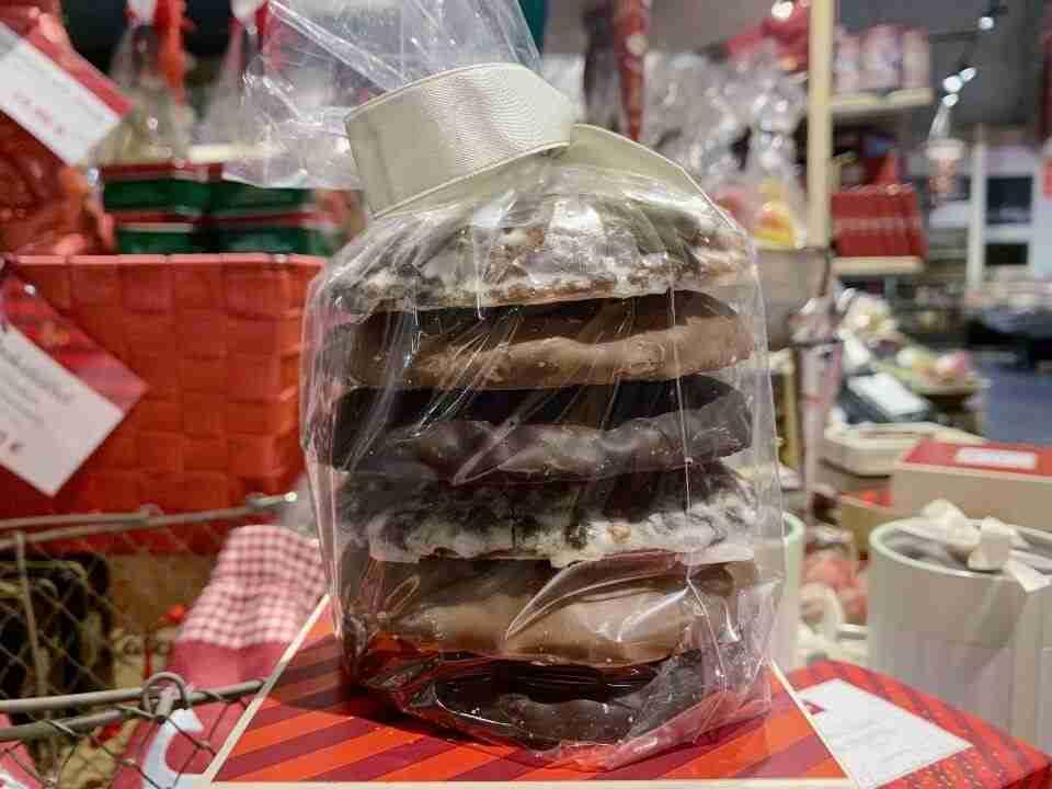 עוגיות לבקוכן - כריסמס