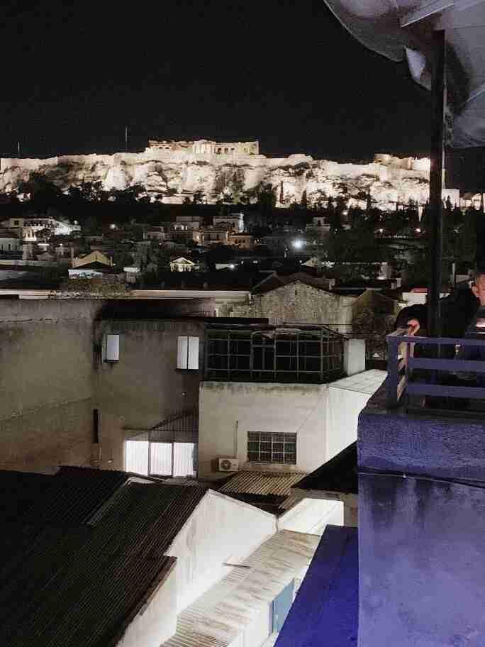 Couleur Locale Athens - Bar
