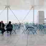 על גג העולם - מרפסות גג Rooftops  באתונה