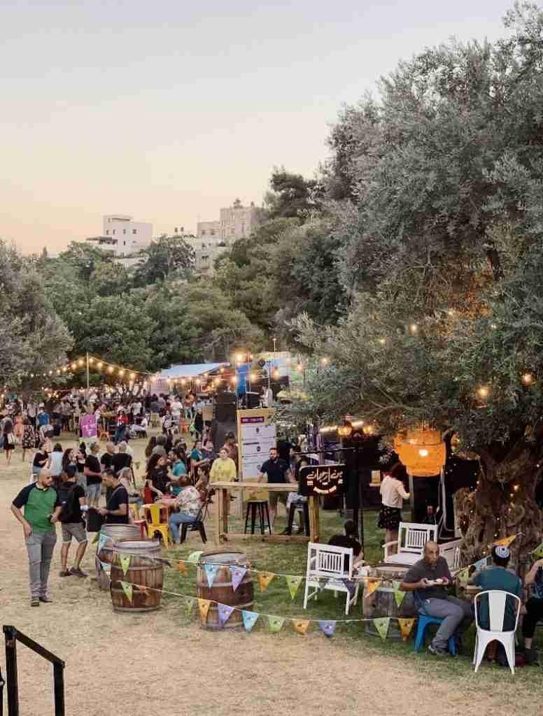 פסטיבל אוטו אוכל ירושלים