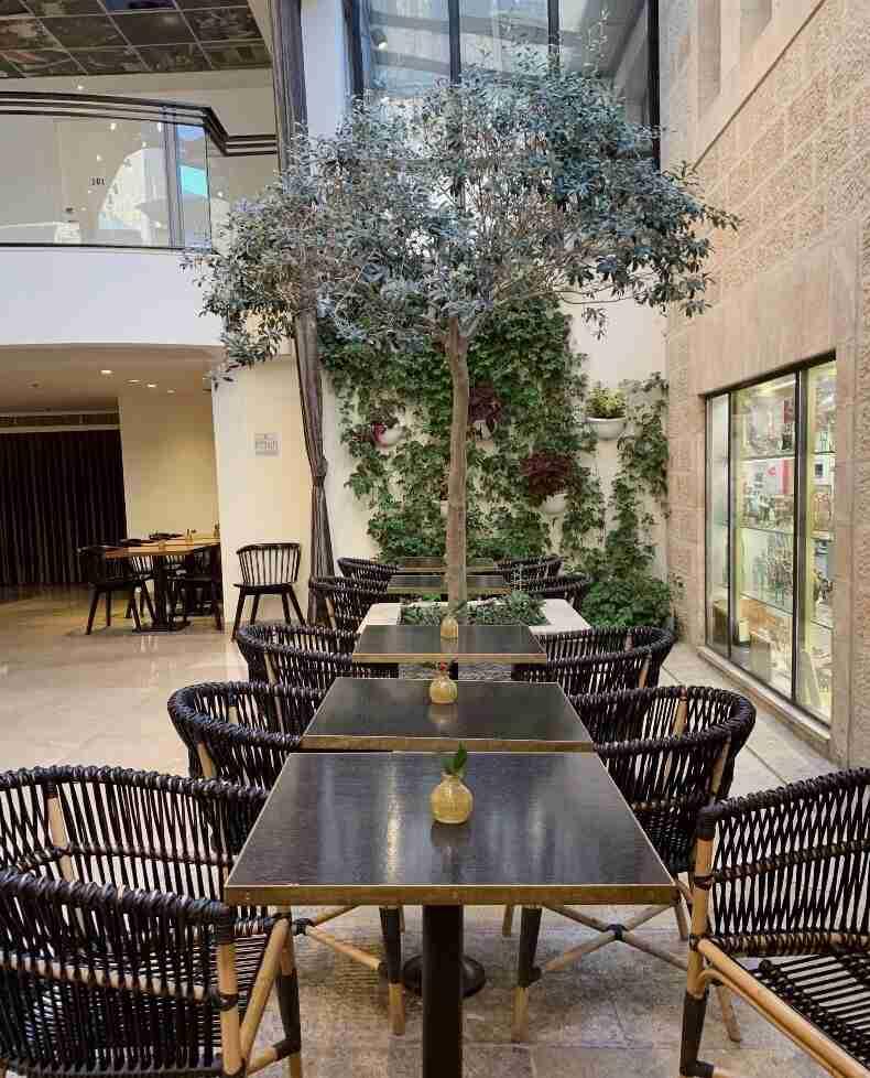 מלון הרמוני רשת אטלס ירושלים