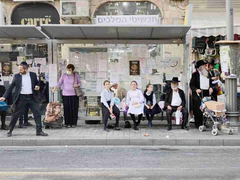 סיור בשכונות החרדיות ירושלים