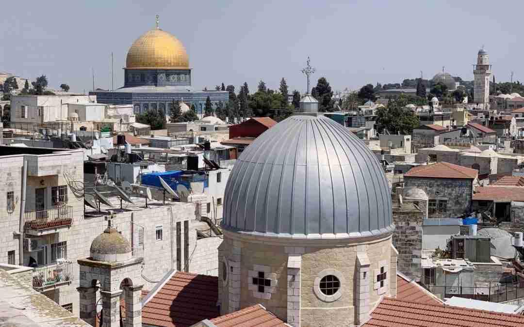 48 שעות בירושלים – המלצות לחופשה בבירה