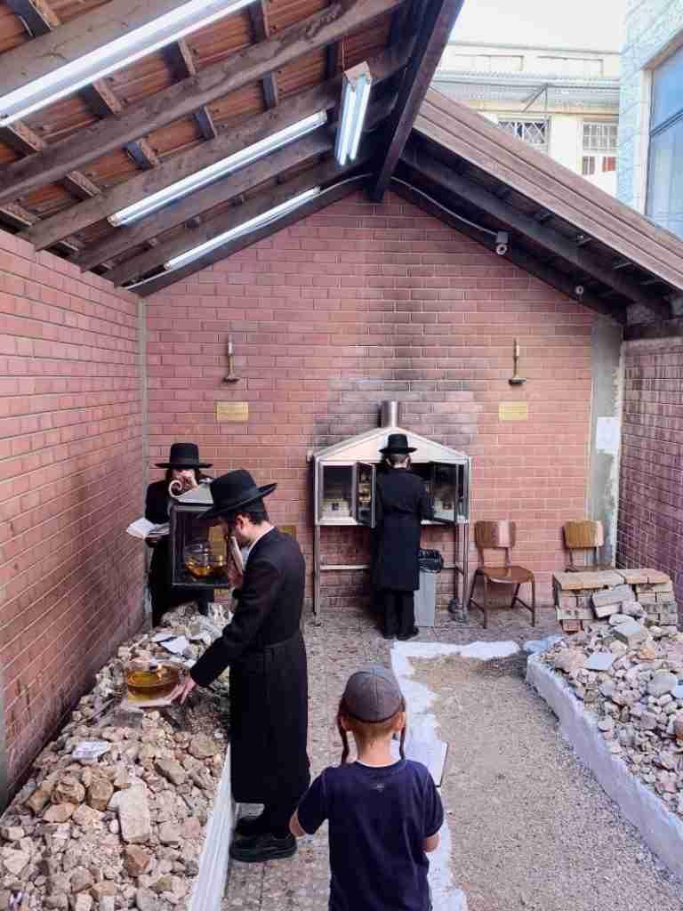 סיור בשכונות החרדיות - ירושלים