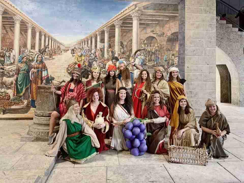"""לחיות את התנ""""ך - ירושלים"""