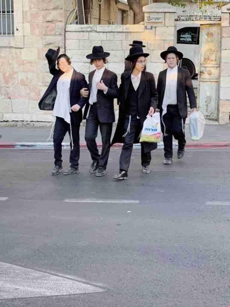דמויות בירושלים