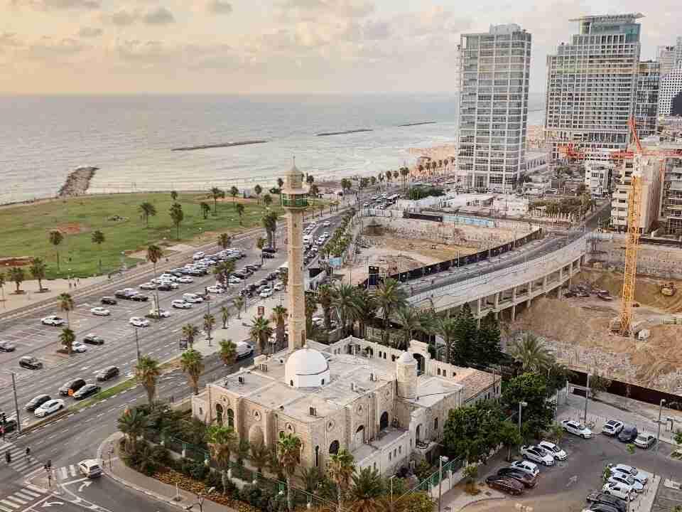 מלון דייויד אינטרקונטיננטל תל אביב