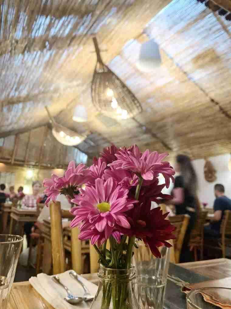 המלצות למסעדות בתל אביב - הבית התאילנדי