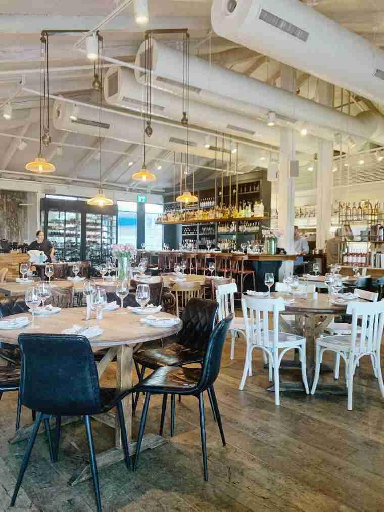 מסעדות בעמק חפר - גוז' ודניאל