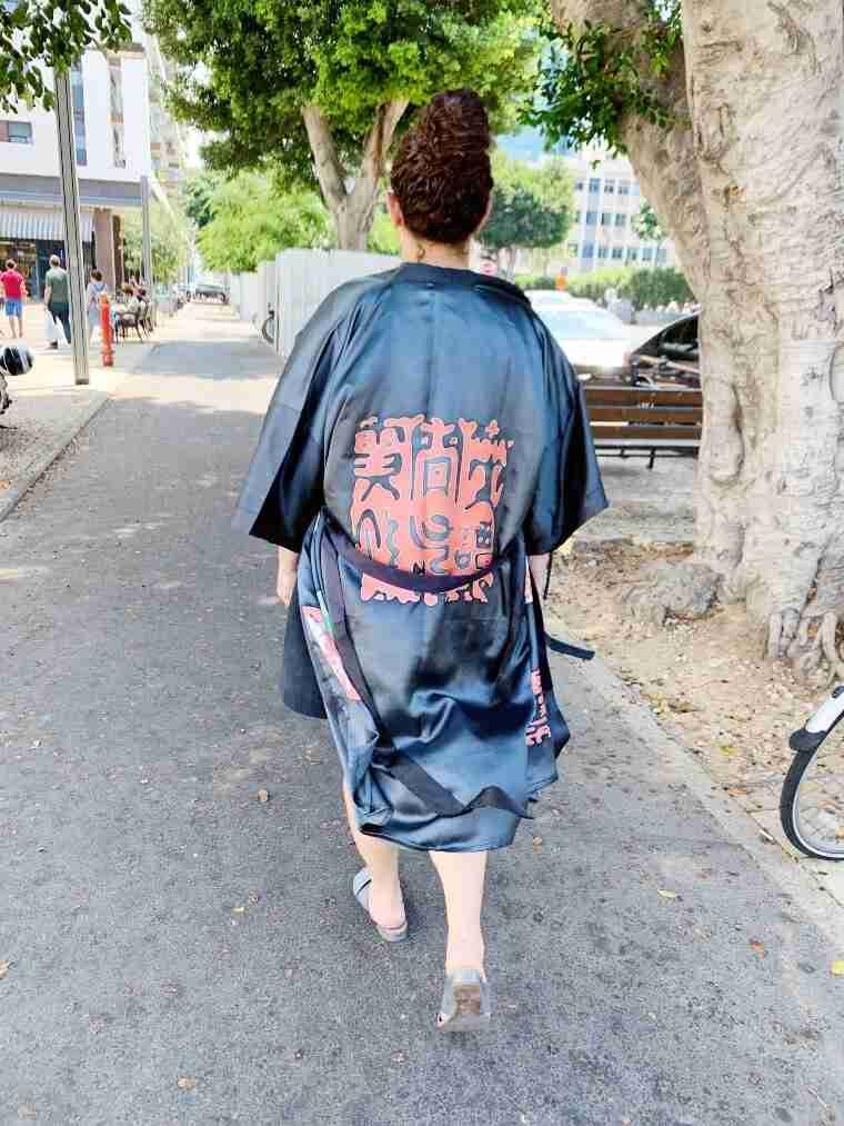 סיור יפן בתל אביב