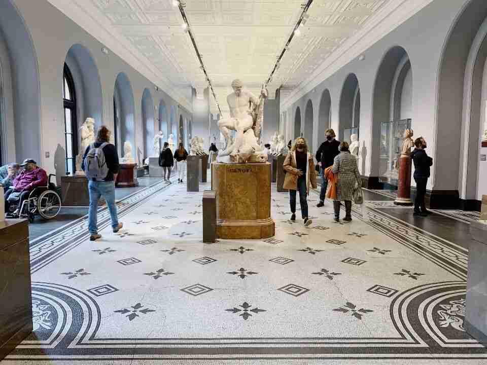 מוזיאון ויקטוריה ואלברט לונדון